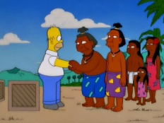 The Simpsons 11x15 : Missionary: Impossible- Seriesaddict